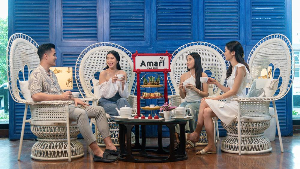 Amari Hua Hin Afternoon Tea