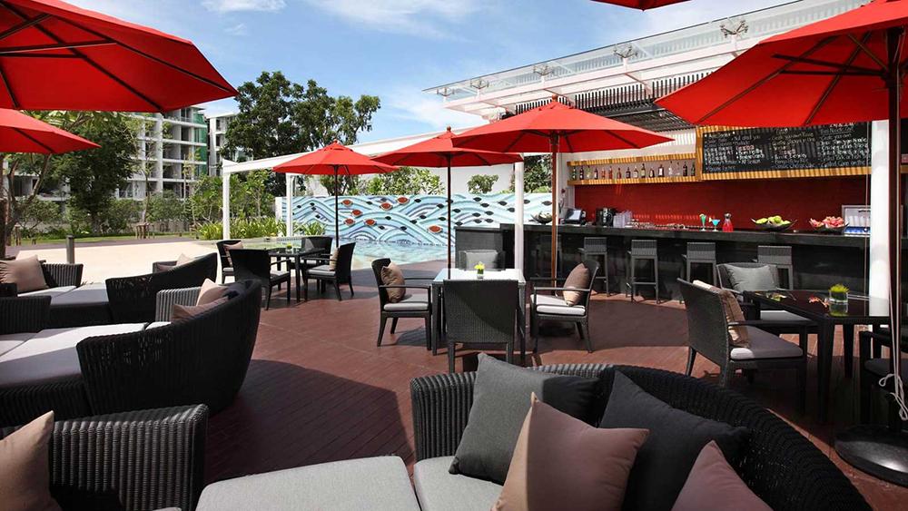 Amari Hua Hin Aqua Pool Bar
