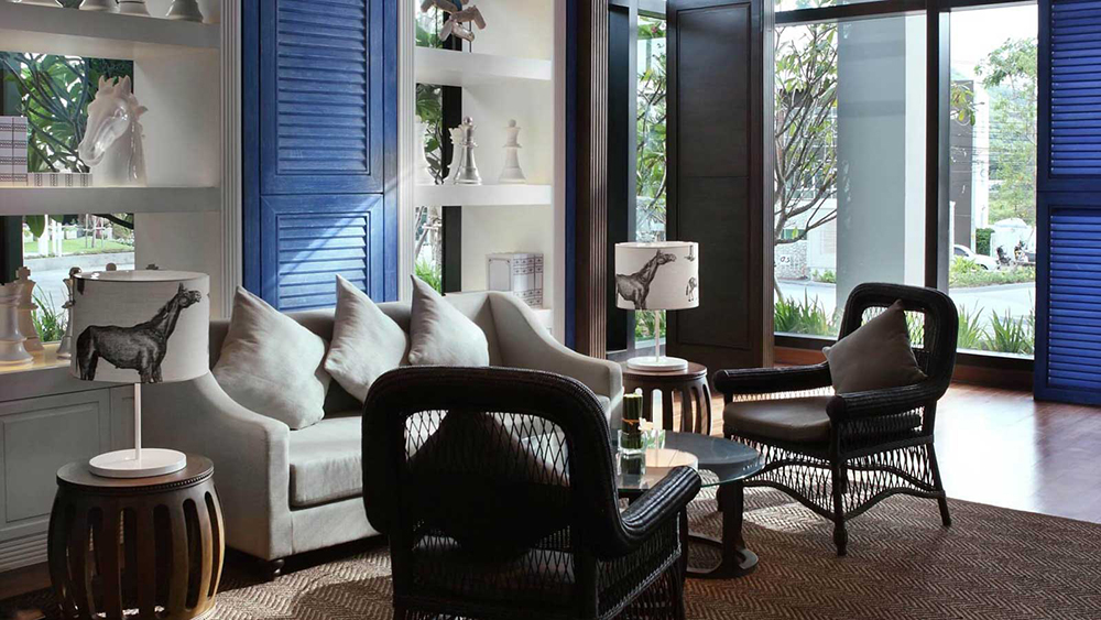 Amari Hua Hin Coral Lounge 2