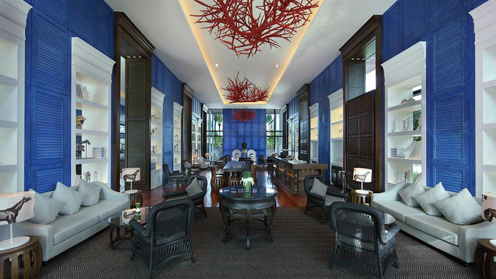 Amari Hua Hin Coral Lounge