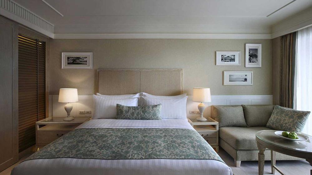 Amari Hua Hin Deluxe Bedroom