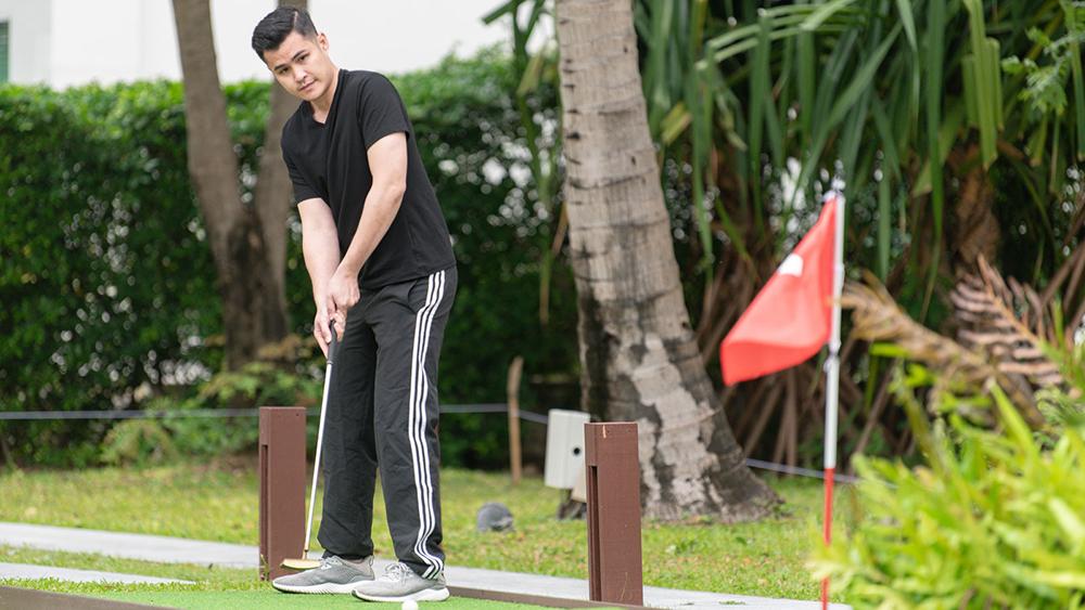Amari Hua Hin Mini Golf