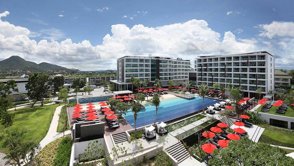 Amari Hua Hin Pool 2