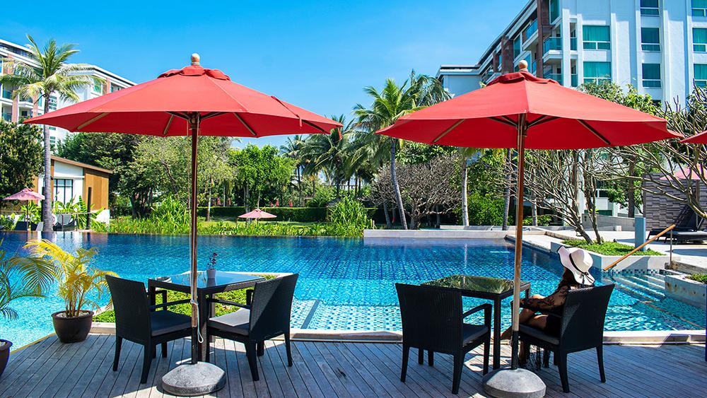 Amari Hua Hin Pool 3