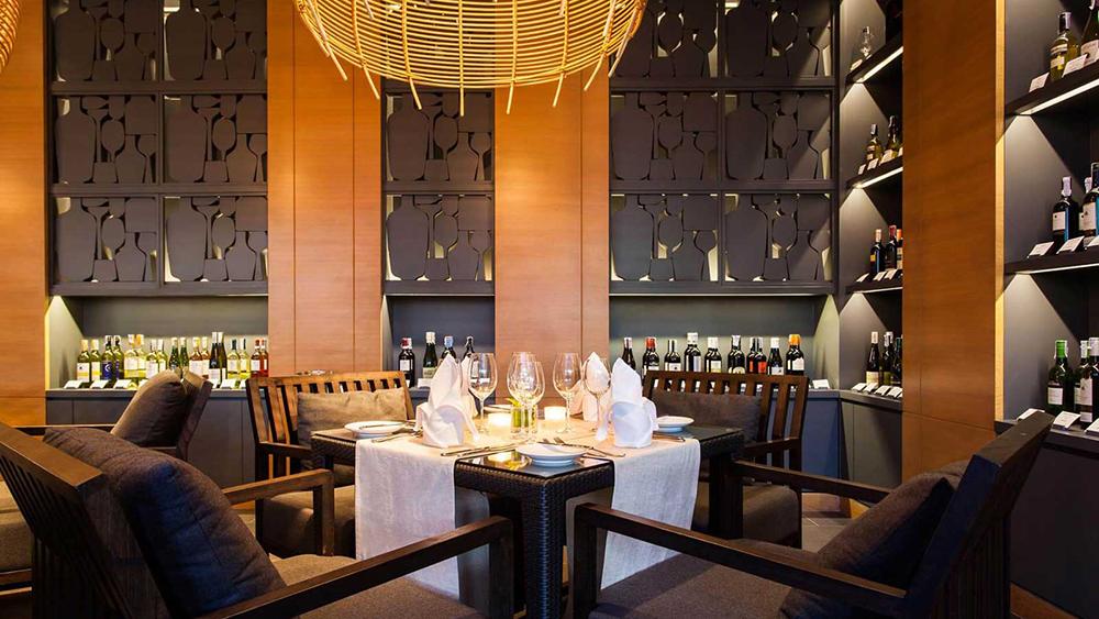Amari Hua Hin Wine Lounge