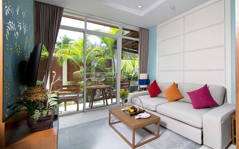 Apsara Beachfront Resort and Villa, Khao Lak Jacuzzi-Villa 2