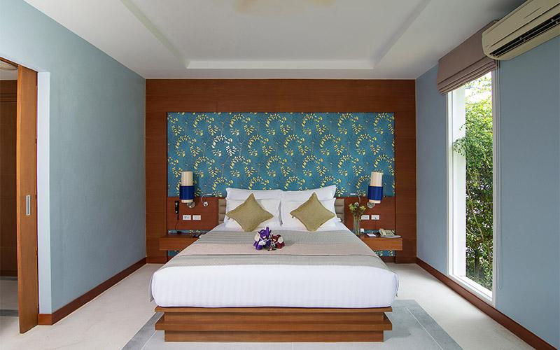 Apsara Beachfront Resort and Villa, Khao Lak Jacuzzi-Villa 3