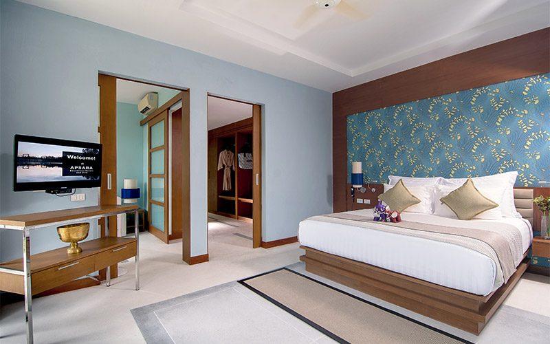 Apsara Beachfront Resort and Villa, Khao Lak Jacuzzi-Villa