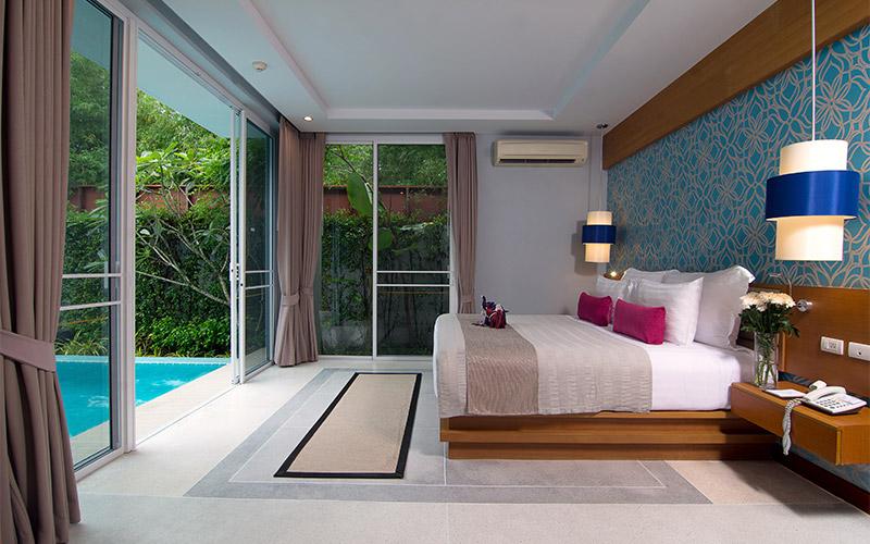 Apsara Beachfront Resort and Villa, Khao Lak Pool Villa 2