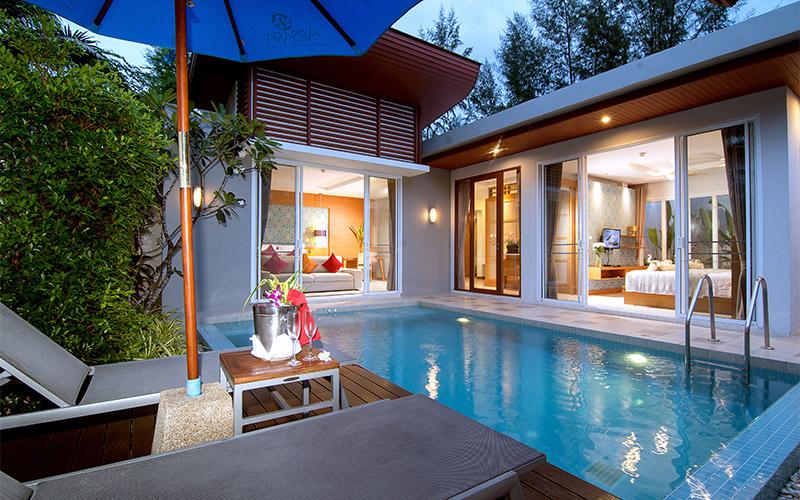 Apsara Beachfront Resort and Villa, Khao Lak Pool Villa