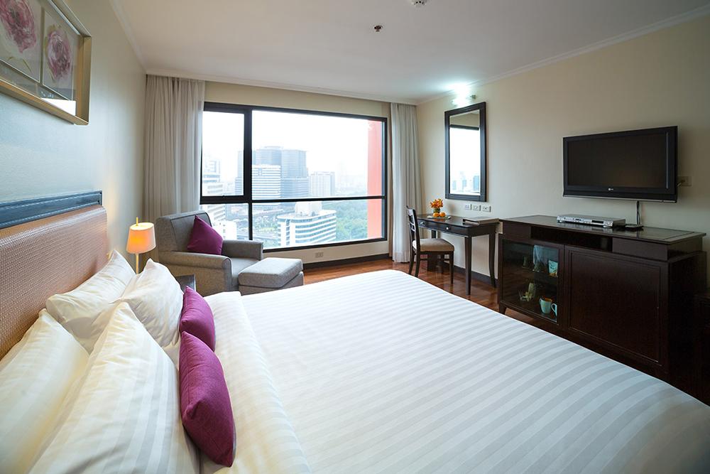 Bandara Suites Silom Bangkok Deluxe Room