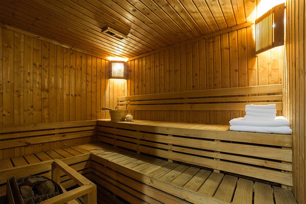 Bandara Suites Silom Bangkok Sauna