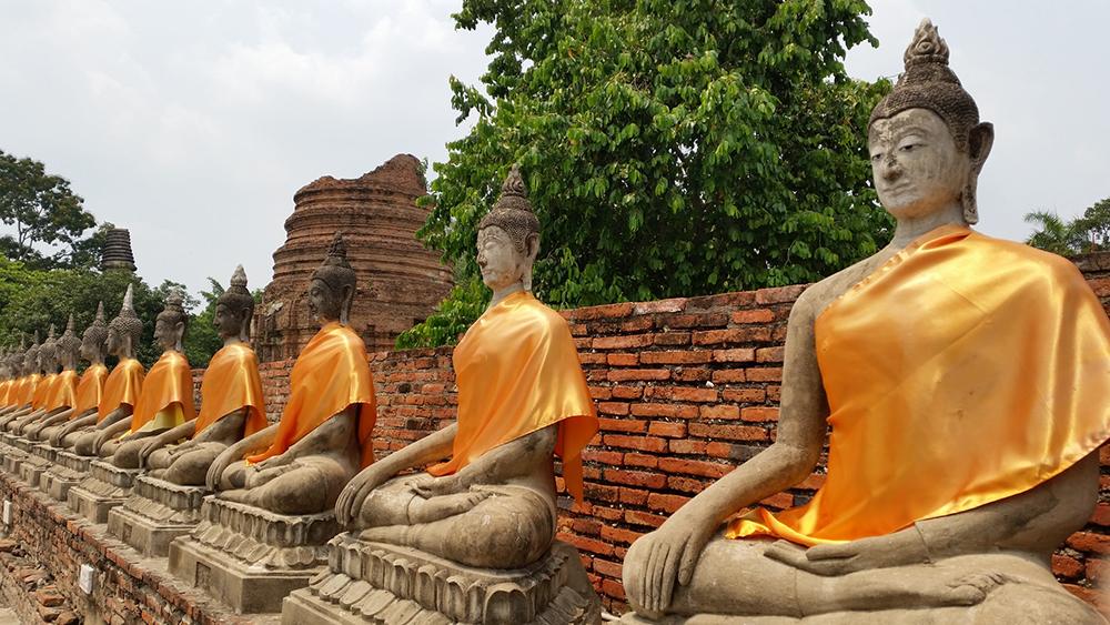 Bangkok Statues
