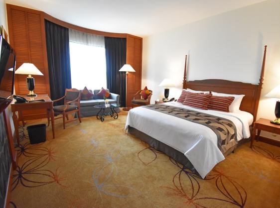 Century Park, Bangkok Bedroom Suite