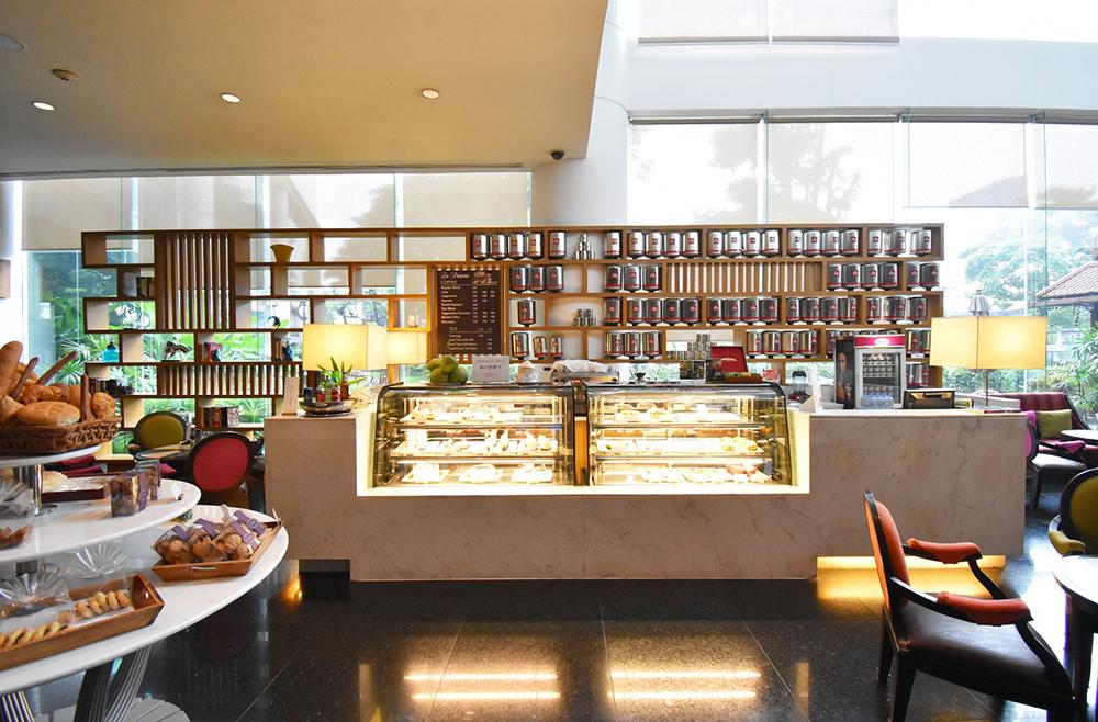 Century Park, Bangkok Coffee Shop