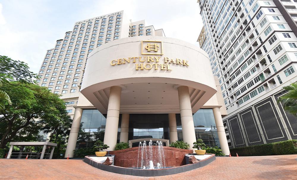 Century Park, Bangkok Exterior