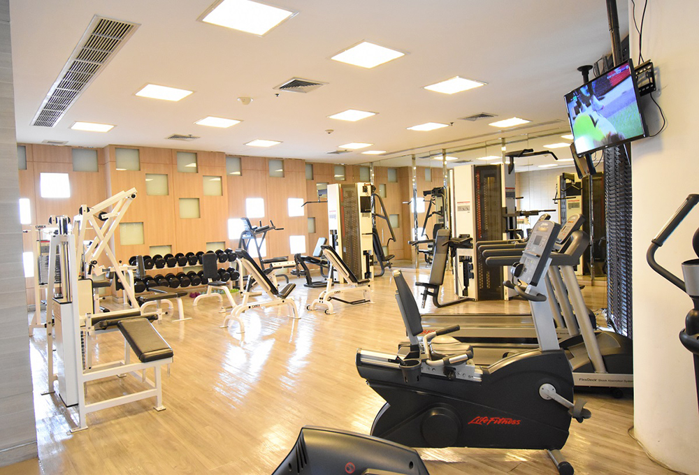 Century Park, Bangkok Gym