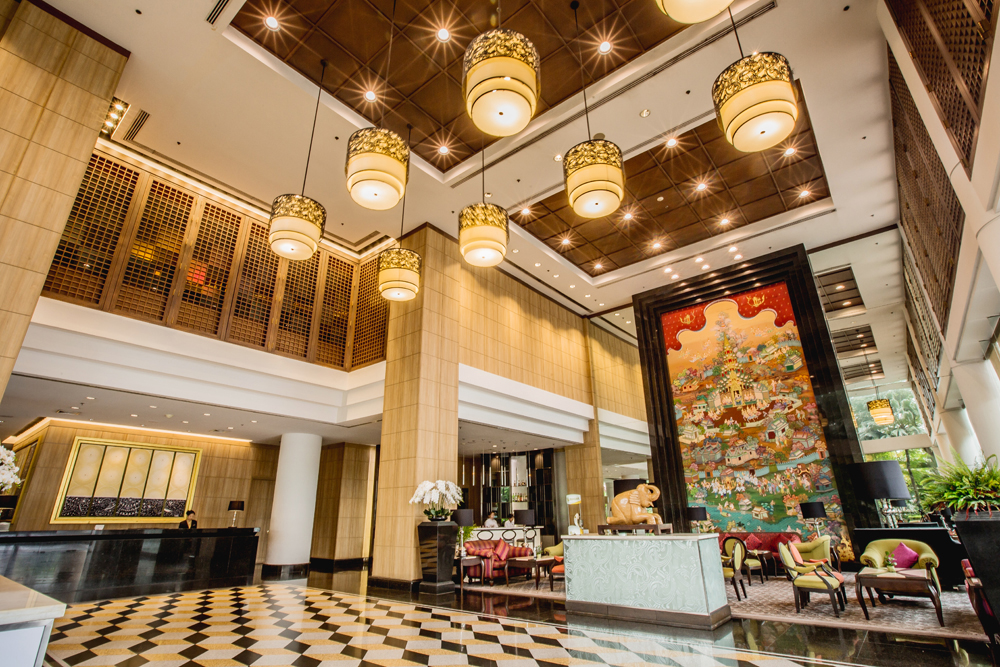 Century Park, Bangkok Lobby