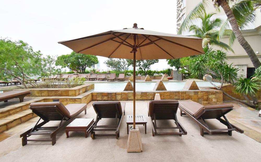 Century Park, Bangkok Pool 2
