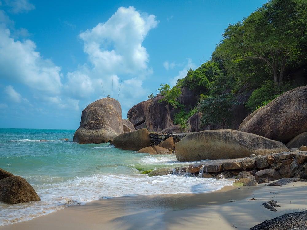 Koh Samui Beach 2