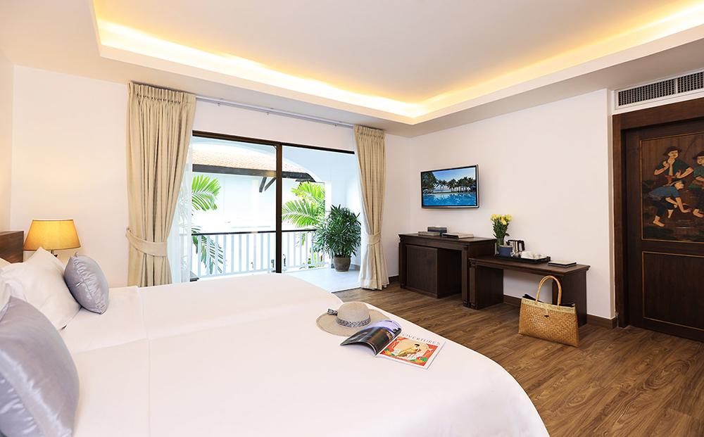 Samui Palm Beach Resort, Koh Samui Deluxe Room