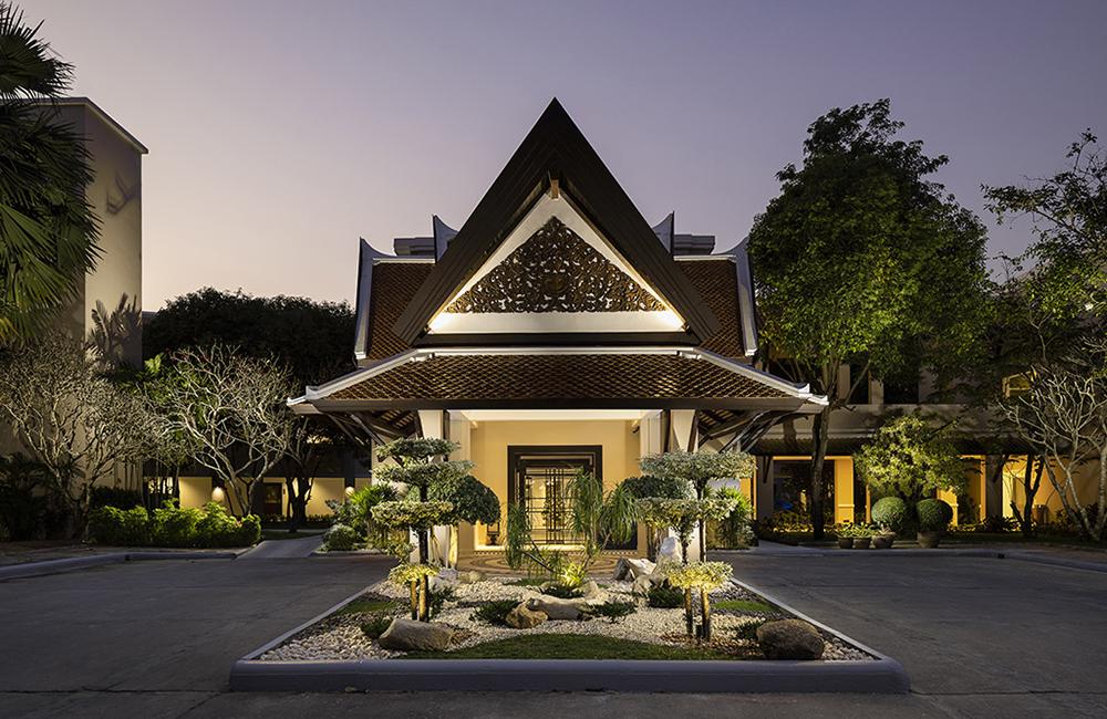 Samui Palm Beach Resort, Koh Samui Exterior