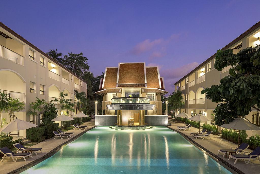 Samui Palm Beach Resort, Koh Samui Pool 2