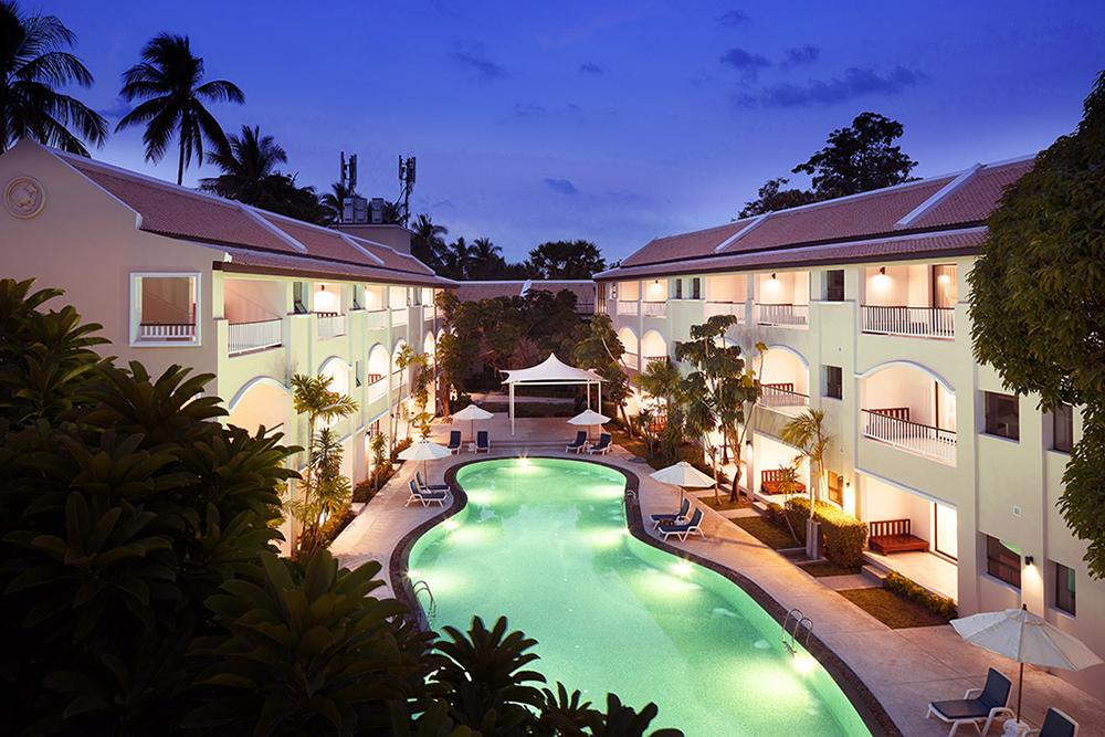 Samui Palm Beach Resort, Koh Samui Pool 3