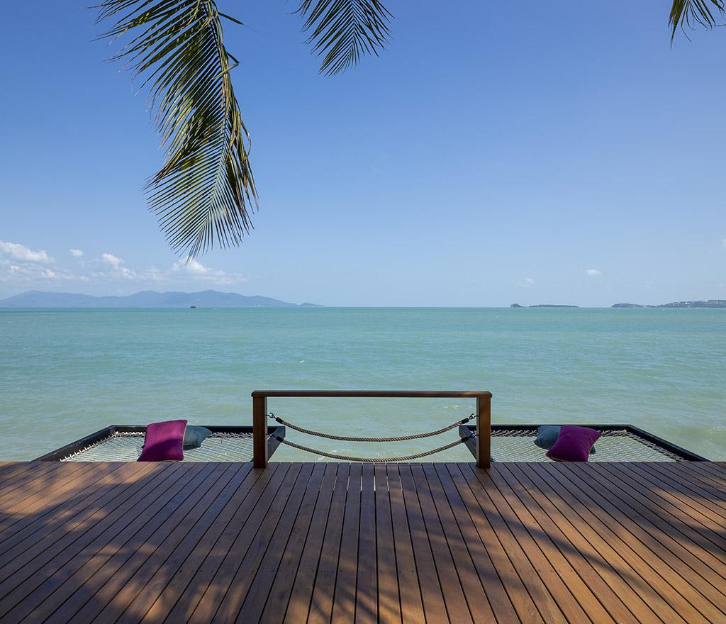Samui Palm Beach Resort, Koh Samui Trade Winds Restaurant 2