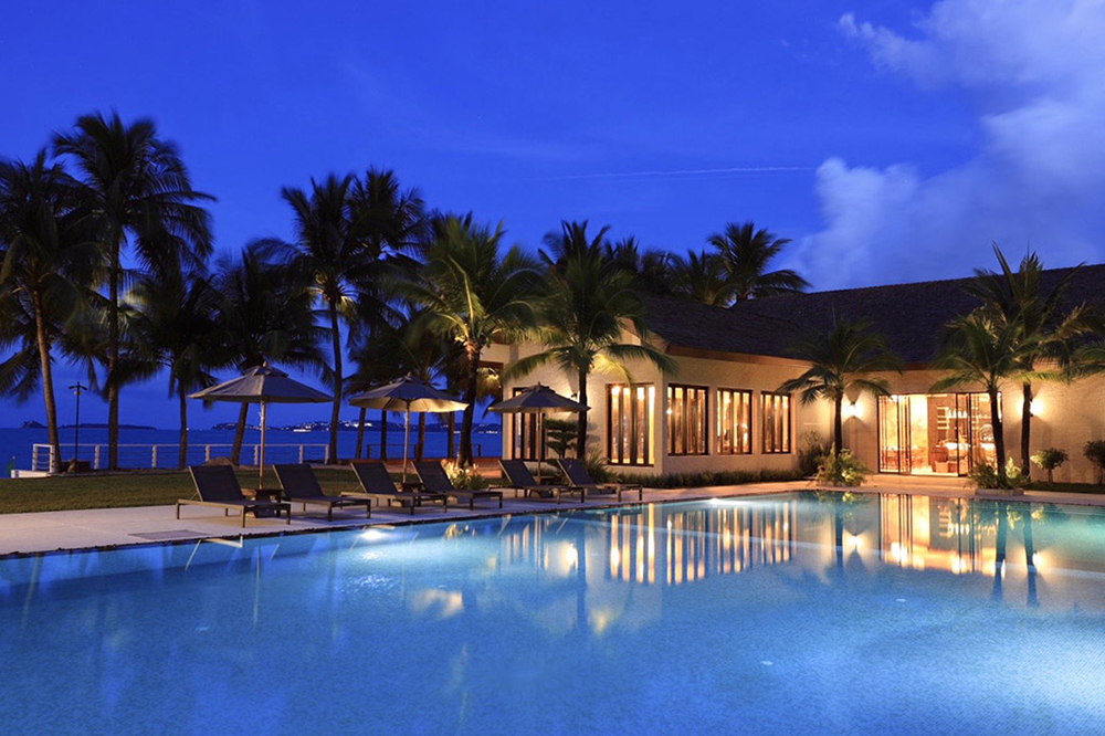 Samui Palm Beach Resort, Koh Samui Trade Winds Restaurant 3