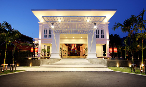 The Old Phuket Karon Beach Resort, Phuket Exterior 2