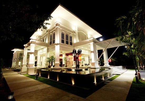 The Old Phuket Karon Beach Resort, Phuket Exterior