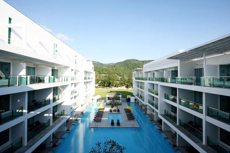 The Old Phuket Karon Beach Resort, Phuket Pool