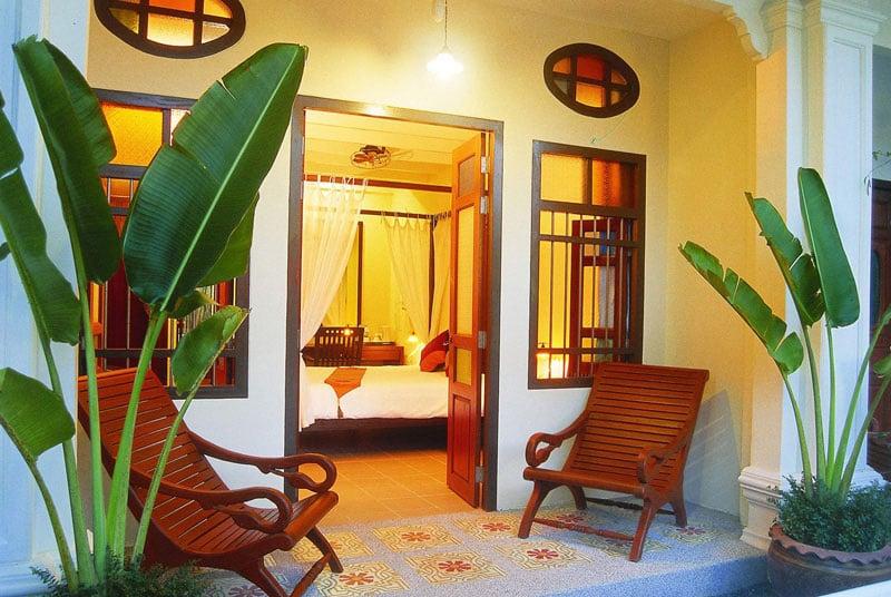 The Old Phuket Karon Beach Resort, Phuket Sino Wing Bedroom 4