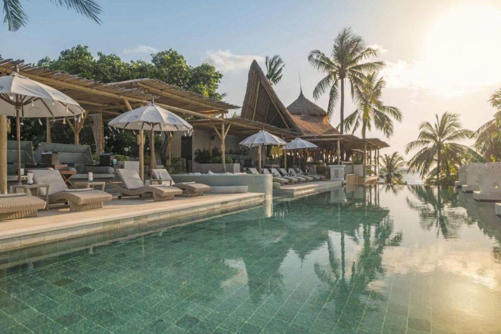 Bali Mandira Beach Resort & Spa Adult Pool
