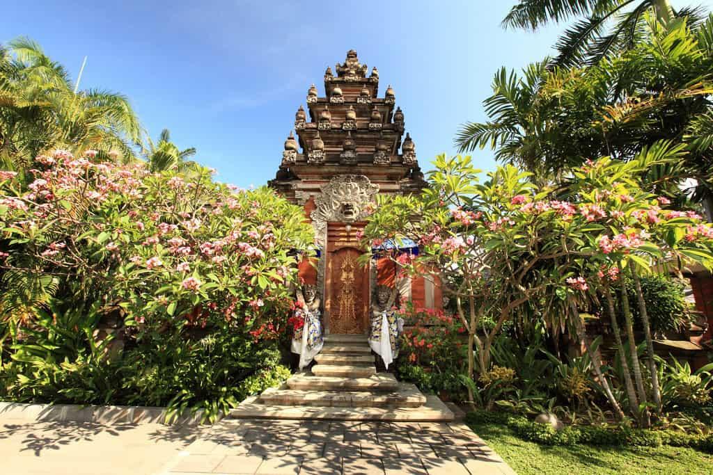 Bali Mandira Beach Resort & Spa Balinese Gate