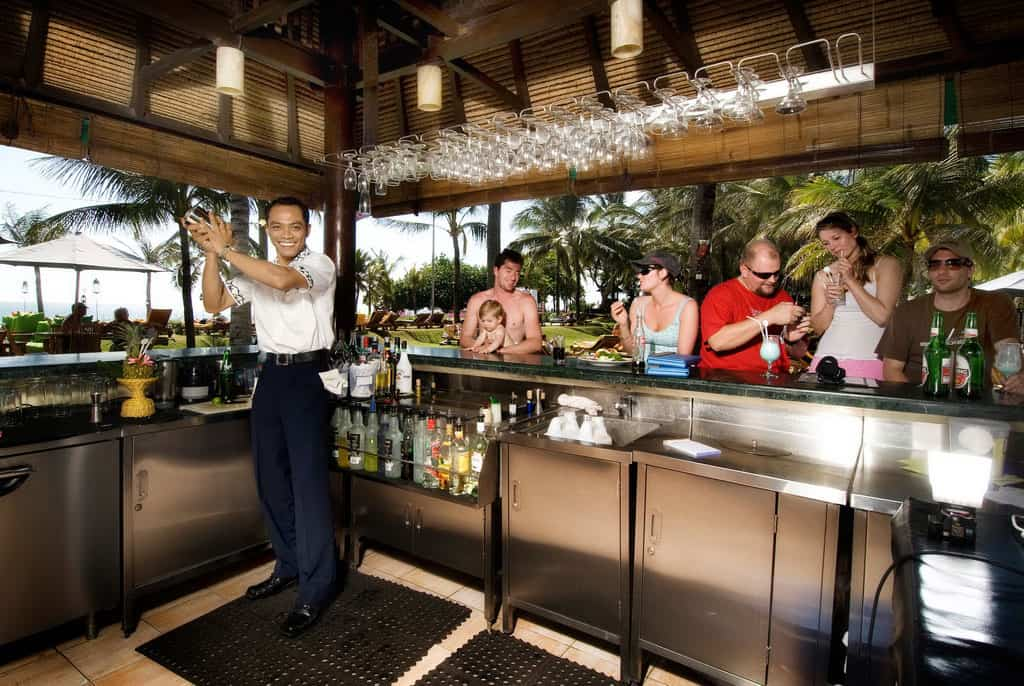 Bali Mandira Beach Resort & Spa Barong Bar