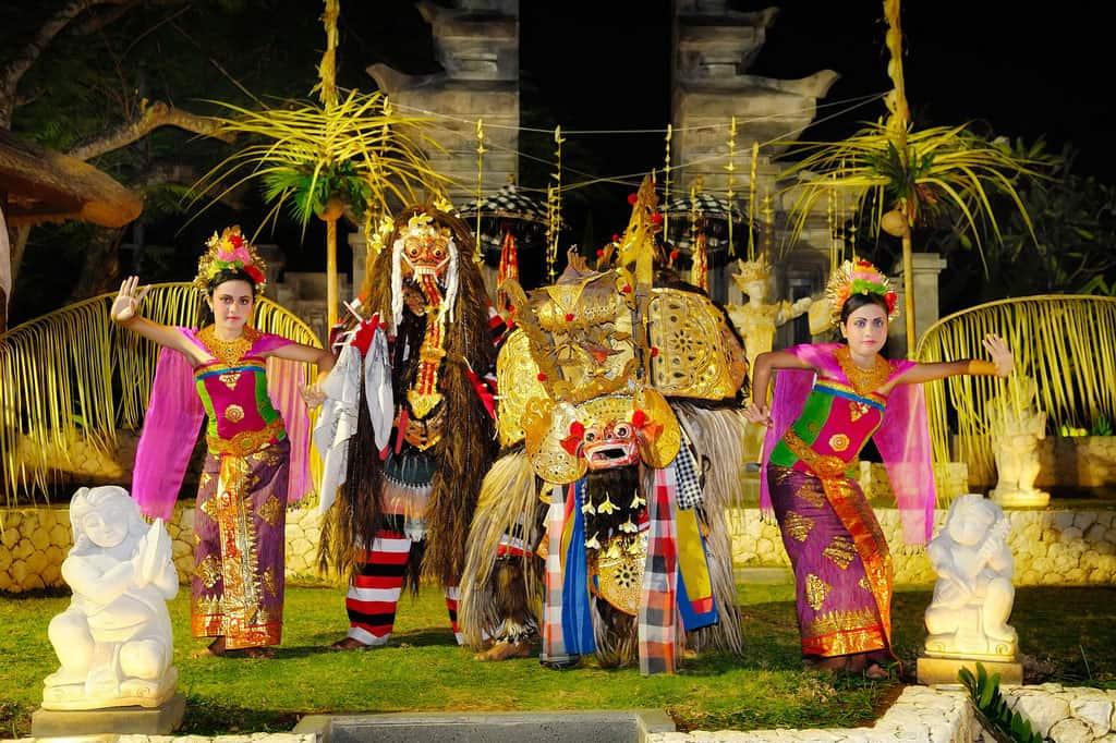 Bali Mandira Beach Resort & Spa Barong