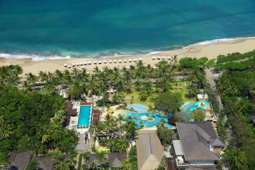 Bali Mandira Beach Resort & Spa Beach Overview