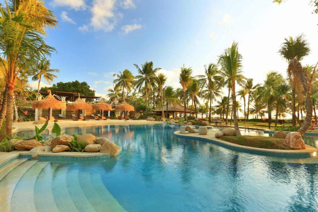 Bali Mandira Beach Resort & Spa Beach Pool