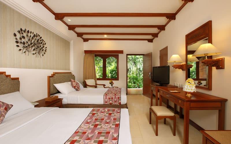 Bali Mandira Beach Resort & Spa Bedroom