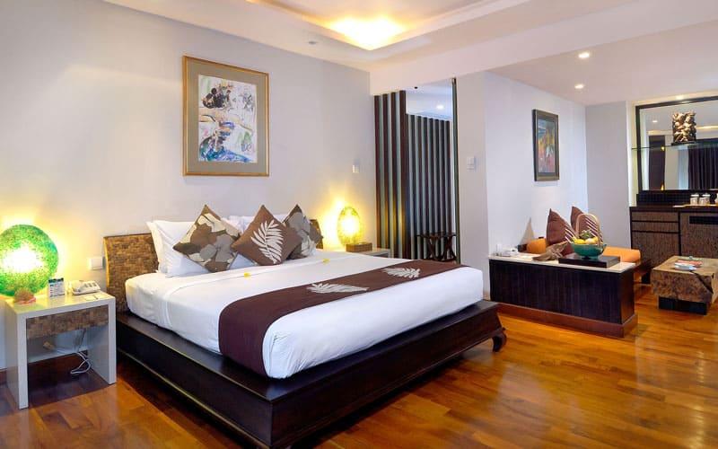 Bali Mandira Beach Resort & Spa Junior Club Suite