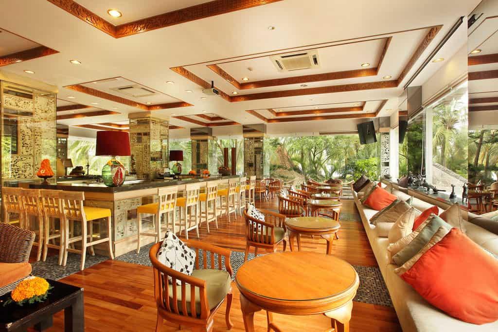 Bali Mandira Beach Resort & Spa Lounge