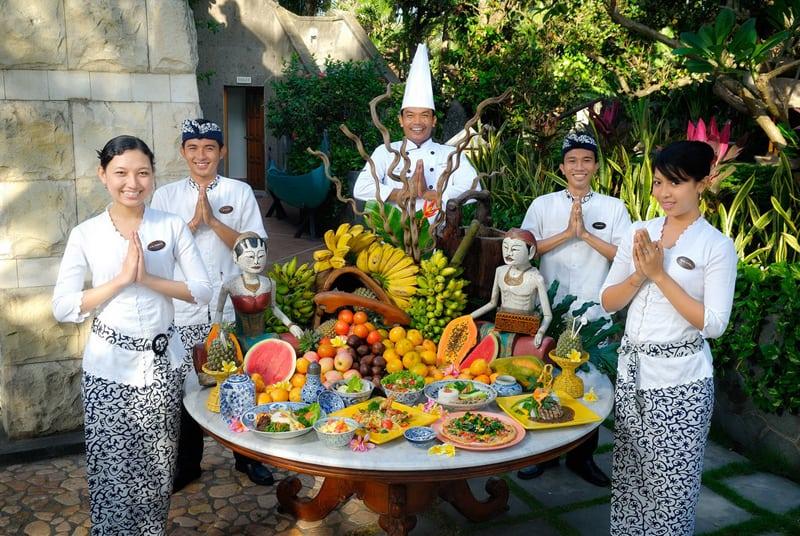 Bali Mandira Beach Resort & Spa Overview