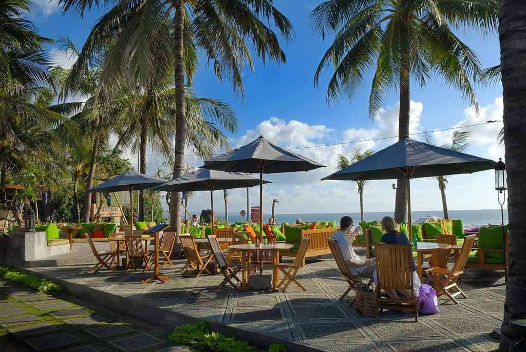 Bali Mandira Beach Resort & Spa Patio
