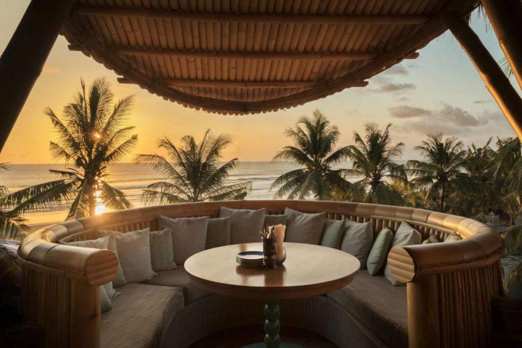 Bali Mandira Beach Resort & Spa Pool Azul