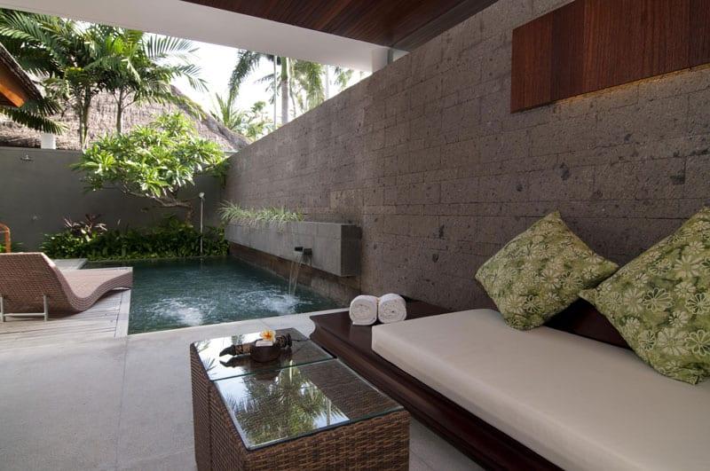 Bali Mandira Beach Resort & Spa Pool Club Villa 2