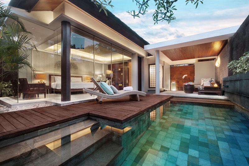 Bali Mandira Beach Resort & Spa Pool Club Villa
