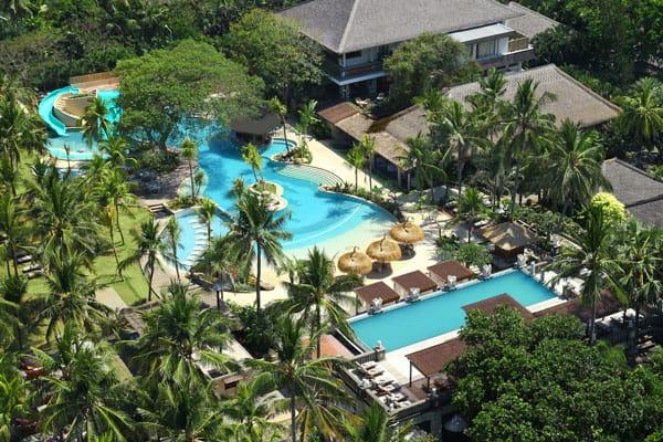 Bali Mandira Beach Resort & Spa Pool