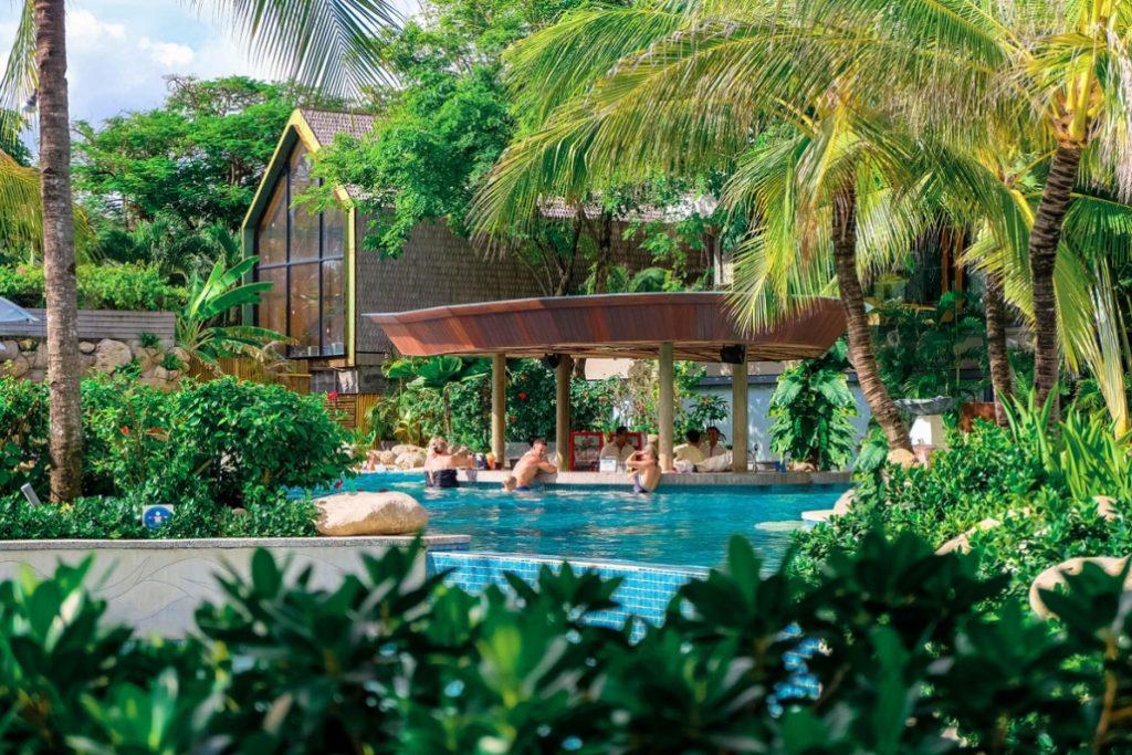 Bali Mandira Beach Resort & Spa Poolside Bar